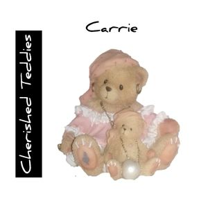 👣3/$20. Cherished Teddies ~Carrie. The Future Bea